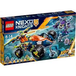 LEGO: ВЕЗДЕХОД ААРОНА 4X4