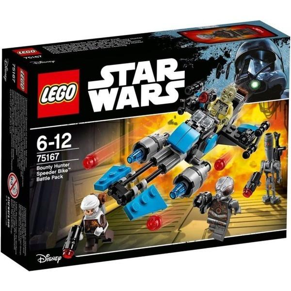 LEGO: СПИДЕР ОХОТНИКА ЗА ГОЛОВАМИ