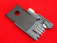 Разъем для SIM-карт с выдвижной, съемной крышкой