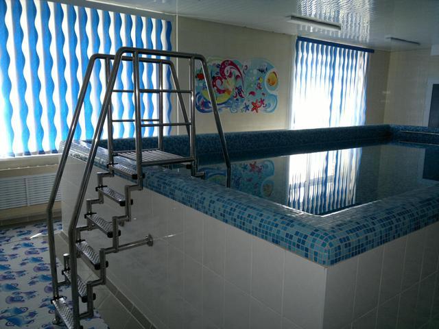 строительство бассейнов, бассейны Нур-Султан