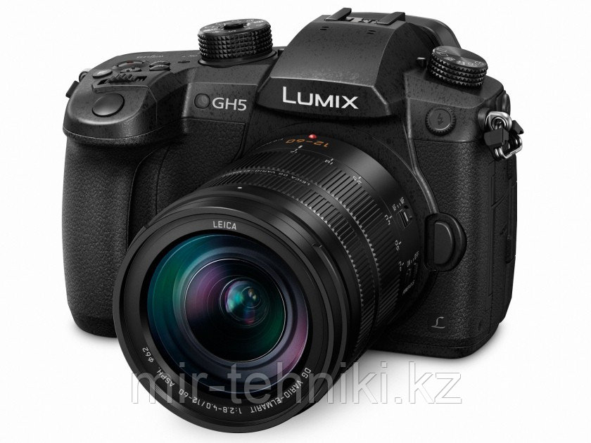 Panasonic Lumix DC-GH5 Kit 12-60mm f/3.5-5.6 (меню на русском языке)