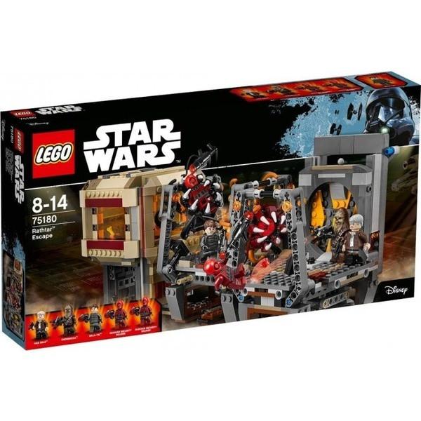 LEGO: ПОБЕГ РАФТАРА