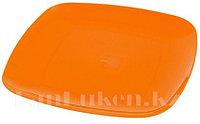 Тарелка квадратная 240* 240 мм 35200 (003)