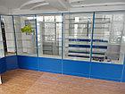 Витрина фасадная для аптек, фото 5