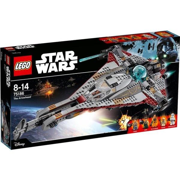 LEGO: СТРЕЛА 75186 Star Wars