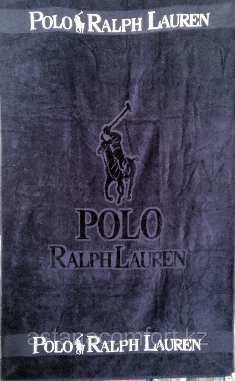 Пляжное полотенце Polo. Турция, 95х175 см