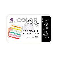 Чернильная подушечка магнитная «Prima Color Philosophy Dye Ink Pad - Chat Noir»