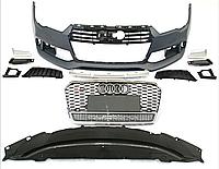 Обвес RS7 на Audi A7 рестайлинг