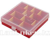 """Коробка для мелочей """"ПРОФИ 2"""" 140*140*35 мм 50200 (003)"""