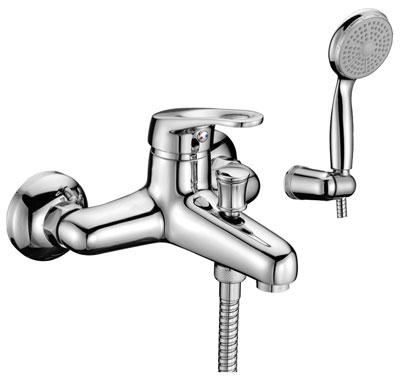 Смеситель для ванны с коротким изливом LeMark Серия OMEGA LM3102C