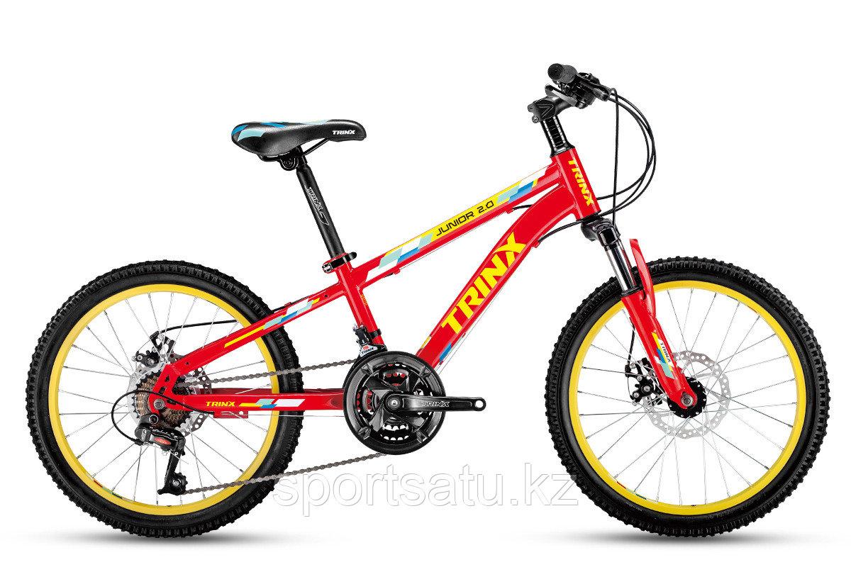 Велосипед детский Trinx Junior 2.0 рама 11 модель 2017г