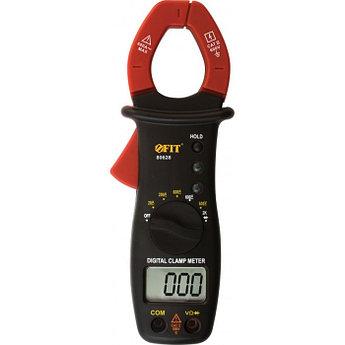 (80628) Мультиметр 0,1мВ-600В; 0,1В-600В; 10мА-600А; 1Ом-2кОм; сумка; короб.