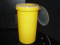Контейнер для утилизации медицинских отходов 3л