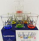 Стаканы Luminarc Bright Colors New America низкие 270мл - 6 шт., фото 2