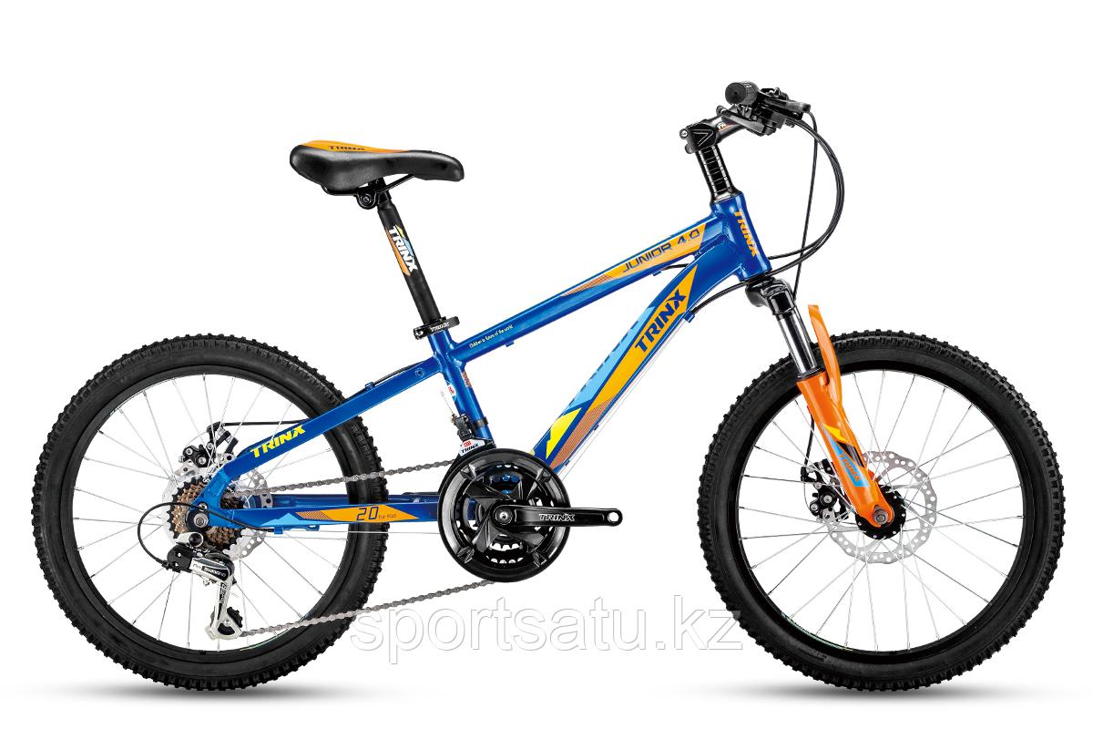 Велосипед детский Trinx Junior 4.0 рама 11 модель 2017г