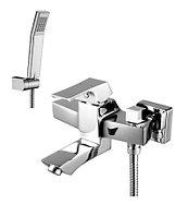 Смеситель для ванны с фиксированным изливом 107 мм. LeMark Серия  UNIT LM4514C