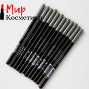 Черный карандаш для глаз Мас