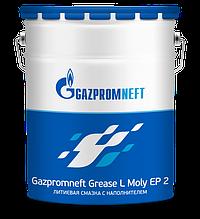 Gazpromneft Grease L Moly EP 2 (18кг) литиеваясмазкасдисульфидоммолибдена