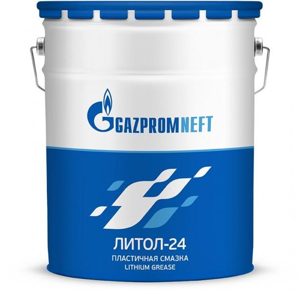 Литол-24 Газпром (18 кг)