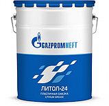 Пластичная смазка Литол-24 Газпром (45 кг), фото 2