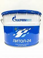 Литол-24 Газпром (4 кг)