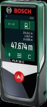 Лазерный дальномер Bosch PLR 50 С (0603672220)
