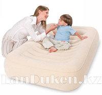 Матрас надувной детский Contoured Air Bed 147*94*23 см Bestway 67378
