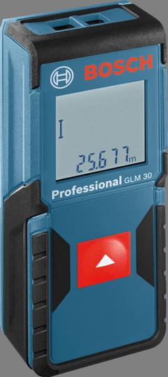 Лазерный дальномер Bosch GLM 30 (0601072500)