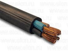 Муфты на гибкие кабеля с резиновой изоляцией. Например: КГ, KГН, KПГ.