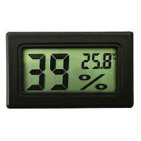 Термометр гигрометр LCD компактный цифровой, фото 1