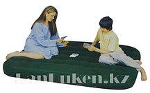 Надувной матрас кровать Bestway флок 2-х местная 67448 191*137*22 см
