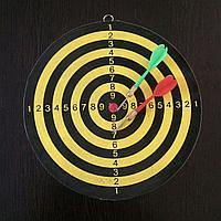 Набор для игры в дартс (25 см), фото 1