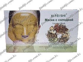 "Маска для лица ""Xi Fei Shi"", солодка"