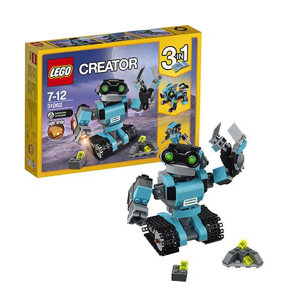 LEGO Криэйтор Робот-исследователь