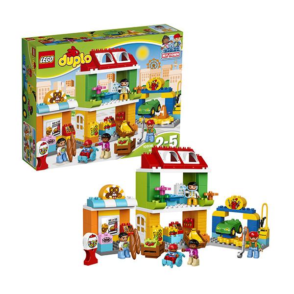 LEGO Дупло Городская площадь