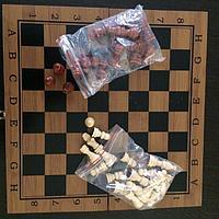 Шахматы 3 в 1 (40 х 40 см)