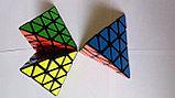 3D puzzle cube master pyraminx 4х4, фото 3