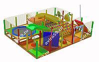 """Детский игровой лабиринт """"Mini club"""", фото 1"""