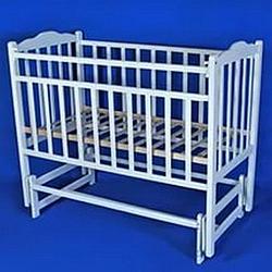 Детская кроватка ВДК, Россия (маятник)