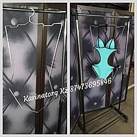 Каркас-вешалка для демонстрации купальников и нижнего белья