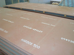Лист Hardox 400 10мм