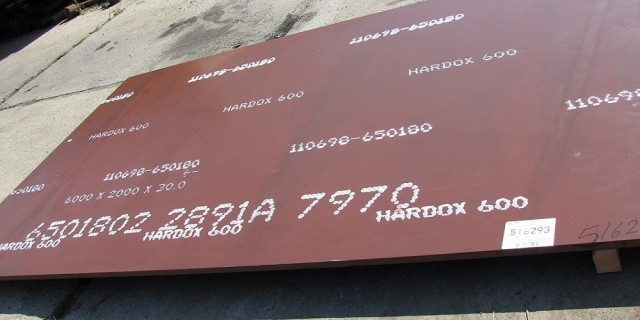 Лист Hardox 400 12мм