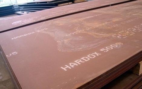 Лист Hardox 400 38мм