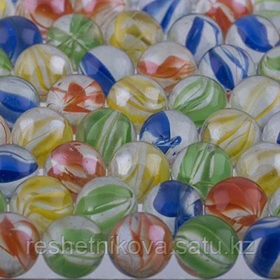 МАРБЛС стеклянные шарики
