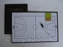 Доска тренерская баскетбол