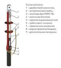 Муфта 1 ПКВТ-10 (150-240) с наконечниками (компл. 3 фазы L-300)