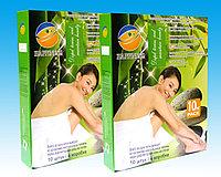 Пластырь Хаппинесс 10 шт ( выводящие токсины через ноги с организма)