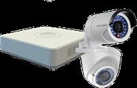 IP комплект Hikvision 3