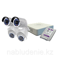 IP комплект Hikvision 2