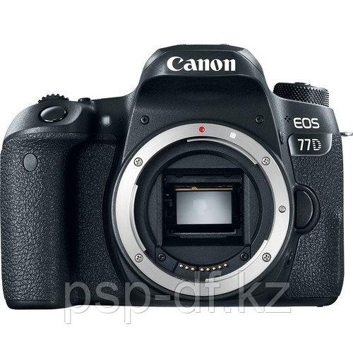 Фотоаппарат Canon EOS 77D Body гарантия 1 год